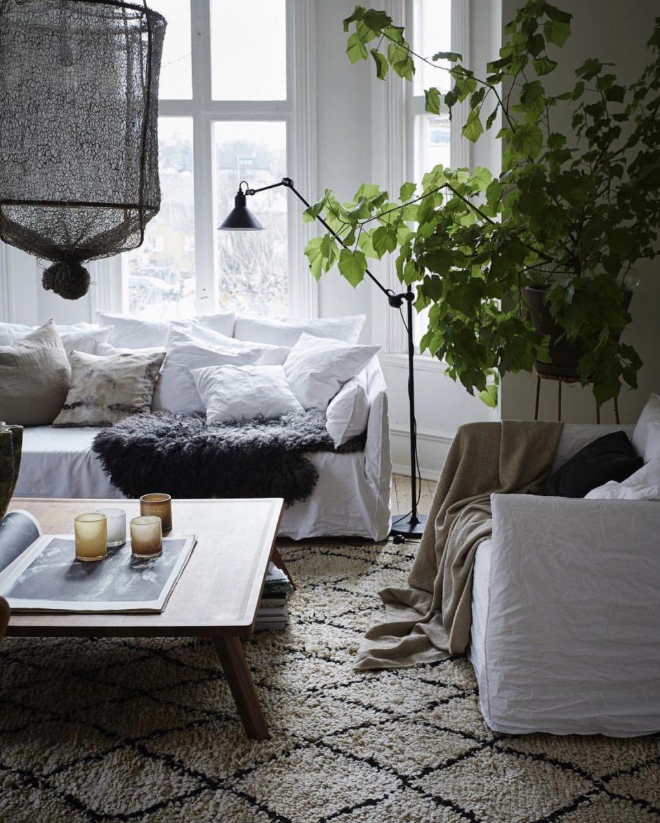 Rumslind och nya doftljus