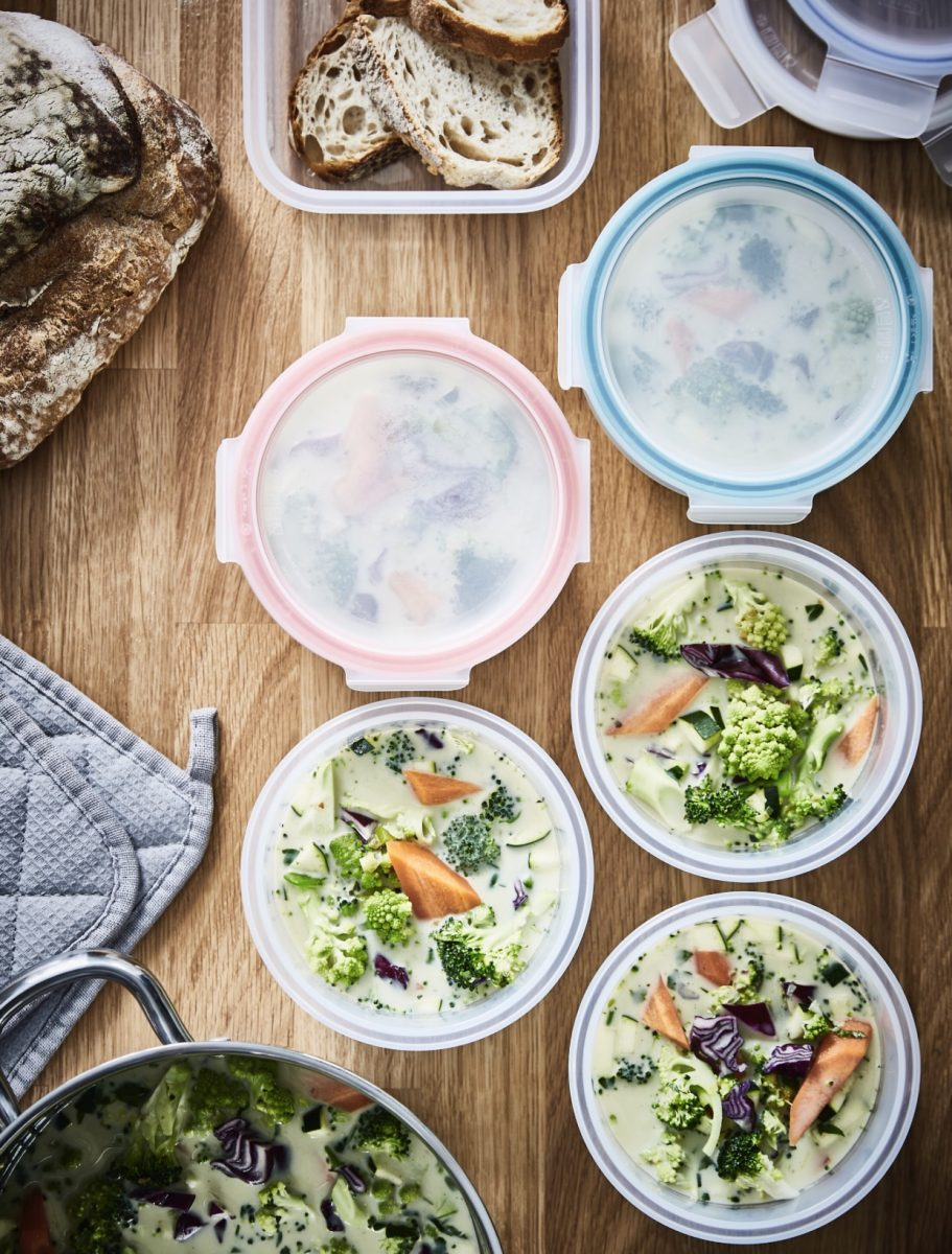 IKEA 365+ Matförvaringsserie