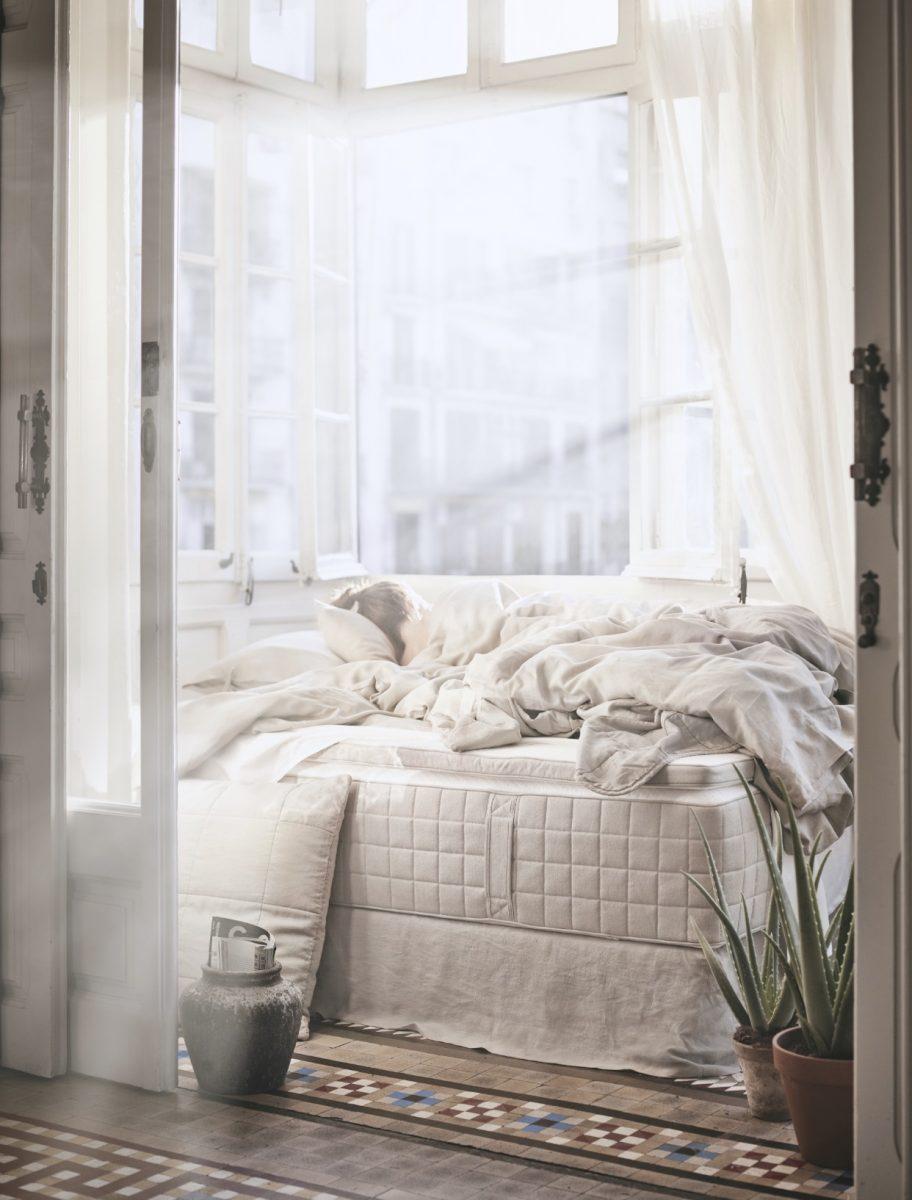 IKEA's sovrumsnyheter i maj/juni