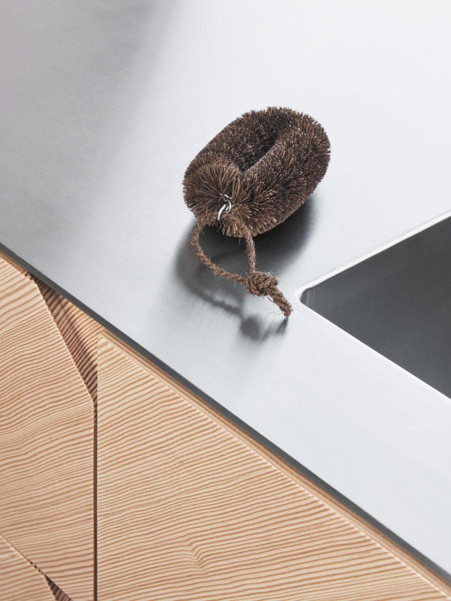 Nytt kök med design av Cecile Manz