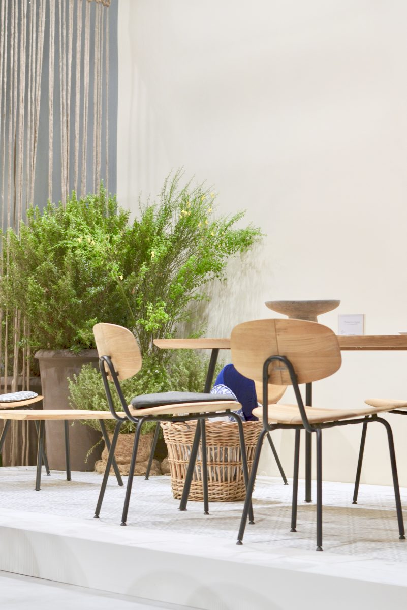 Ethimo at Salone del Mobile 2018