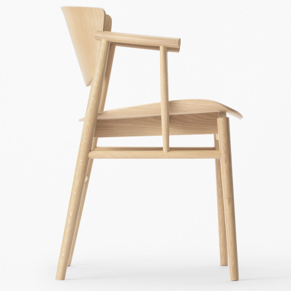 Fritz Hansen – Nendo Chair No.1