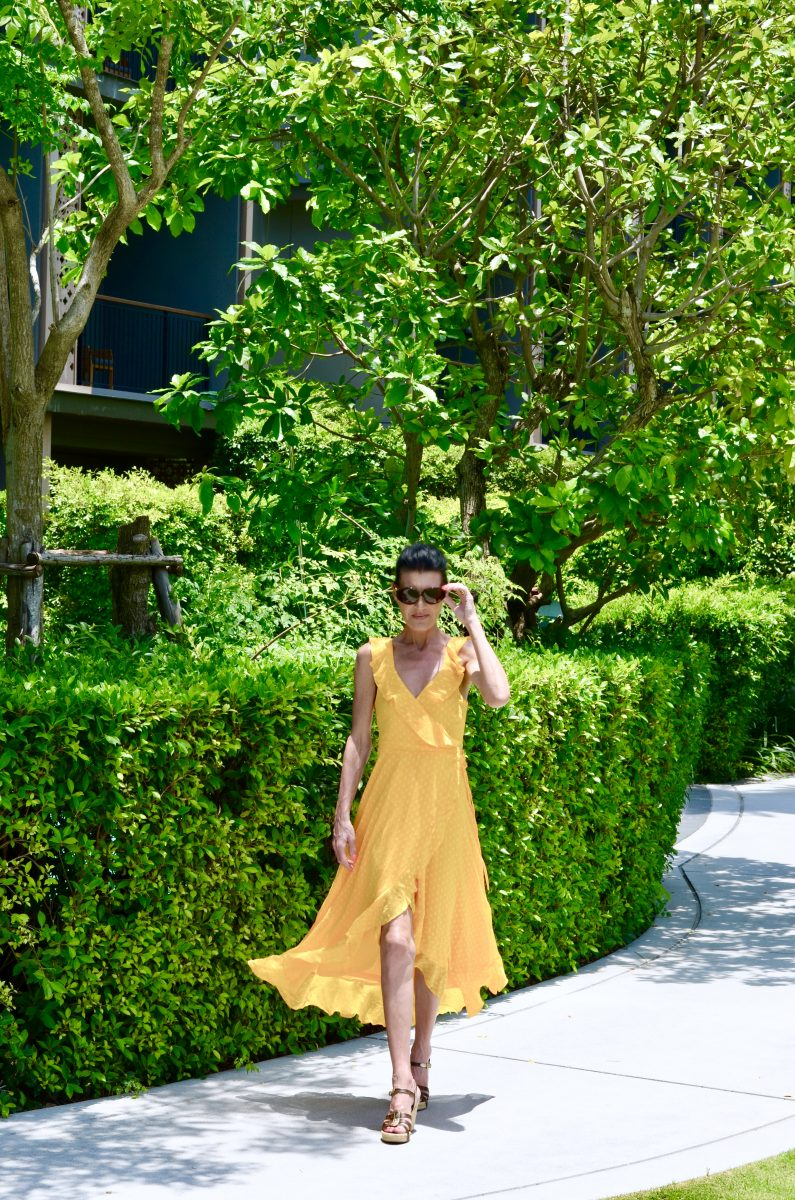Happy Friday on Marriott Hua Hin