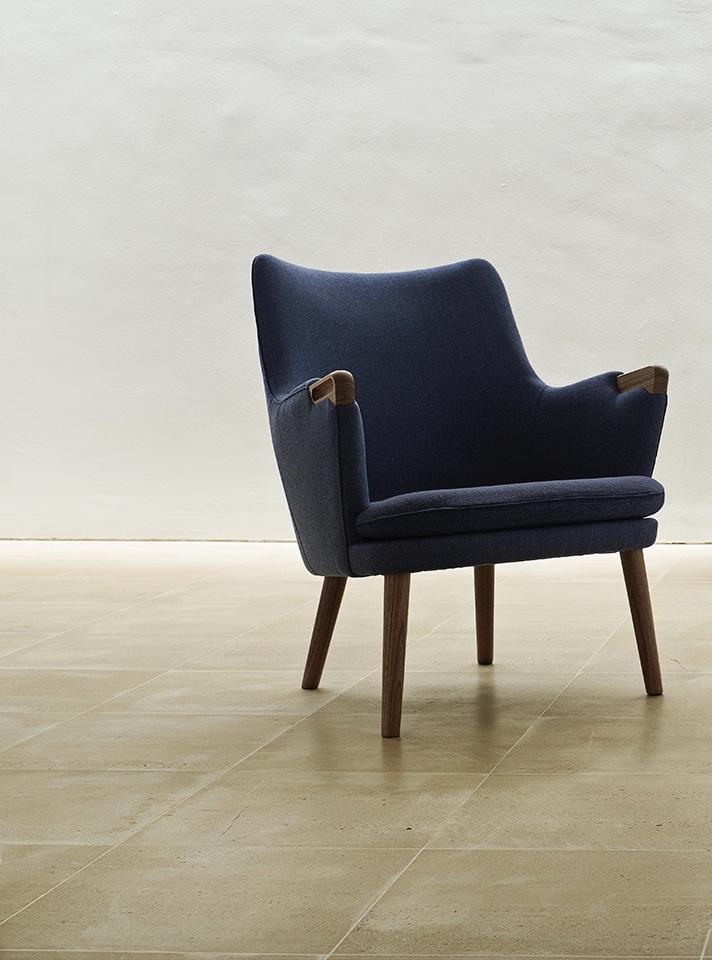 Carl Hansen & Son relanserar design av Hans J.Wegner