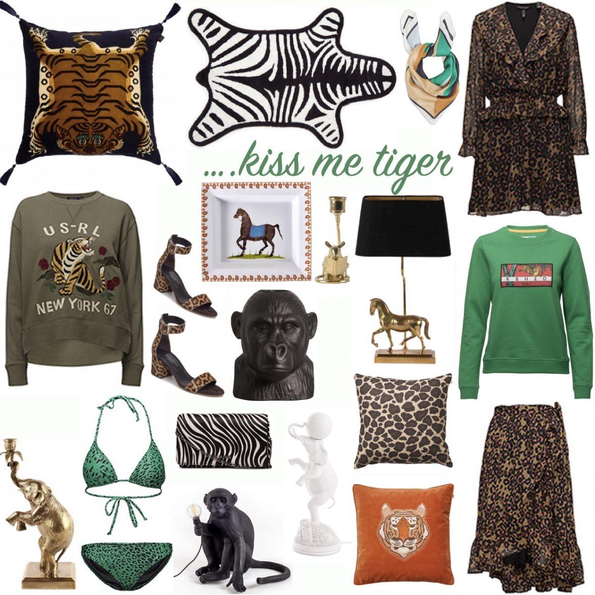 Vilda djur…