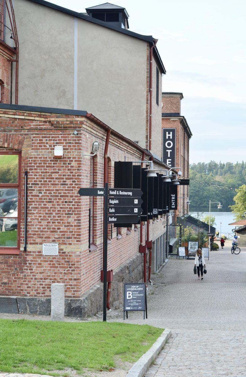 Sofa Company slår upp portarna i Nääs Fabriker