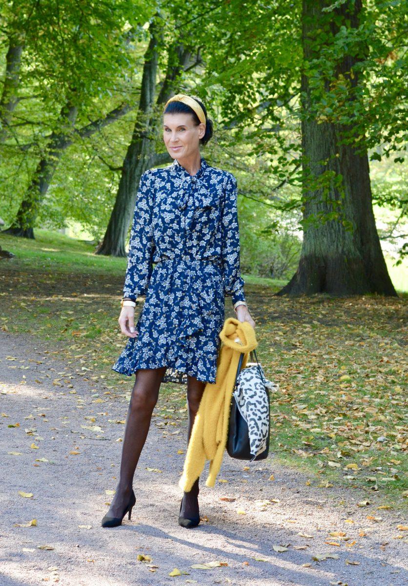 Veckans Outfit på språng i Kungsparken