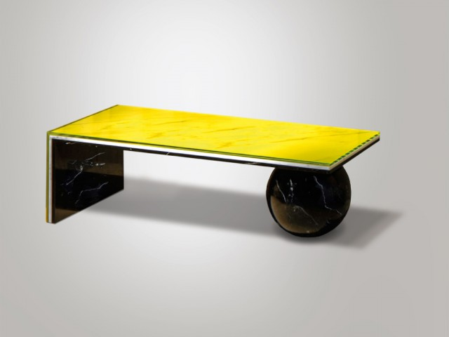 Acid Marble Coffee Table