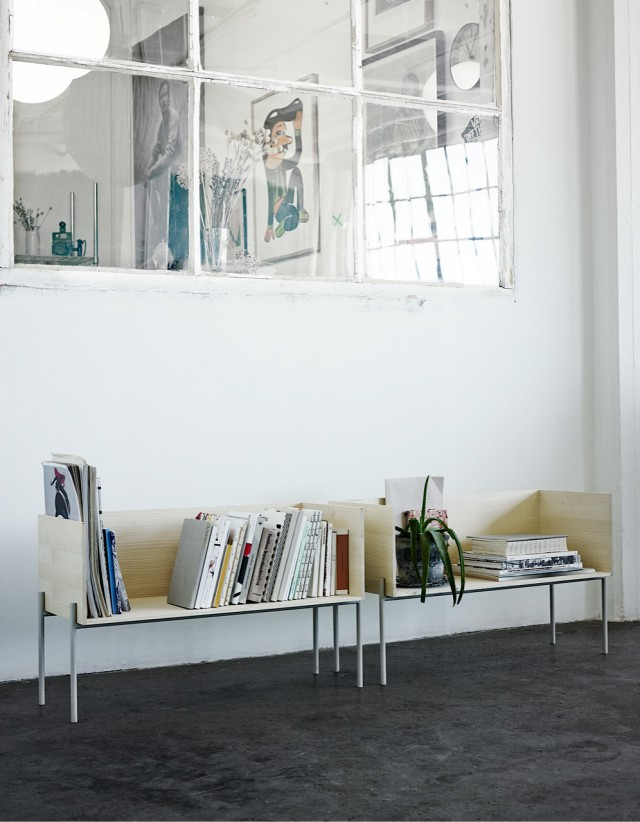1930456 Vivlio Shelf System, Ash- Silk Grey Frame 03