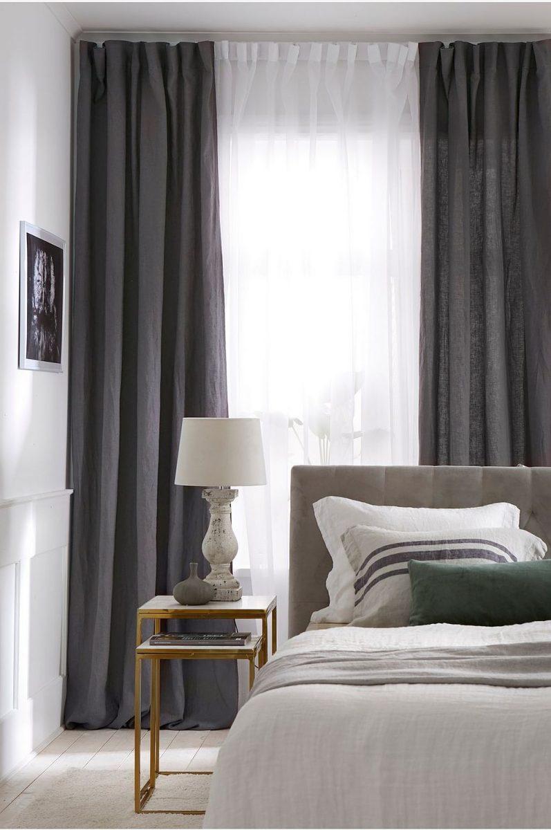 fina gardiner till sovrum