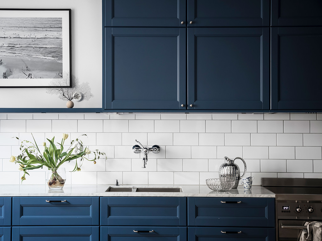 blue kitchen tile inredningshj 228 lpen 187 k 246 ksinspiration 1741