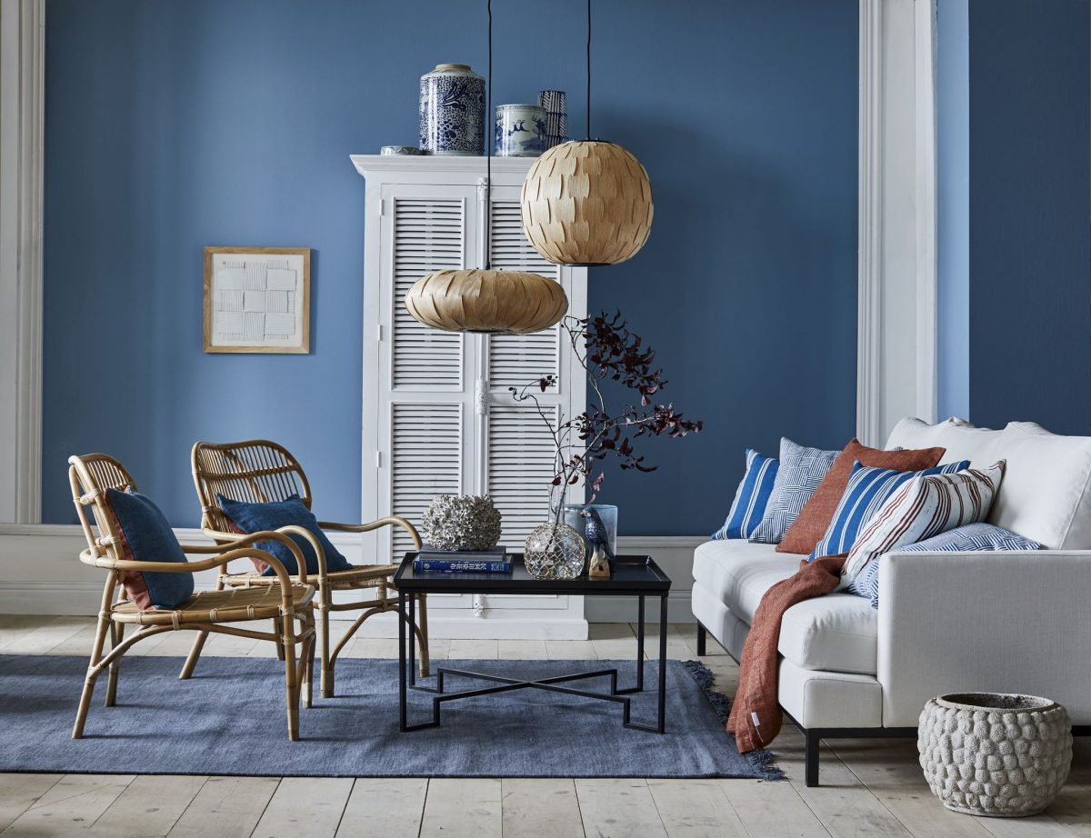 Spana in Sköna Hem's nya textilkollektion