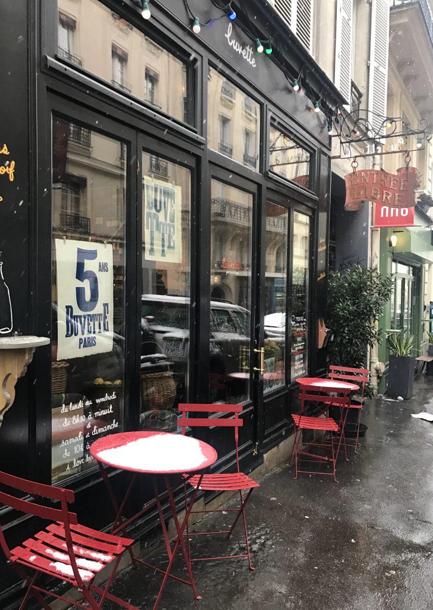 Buvette Paris