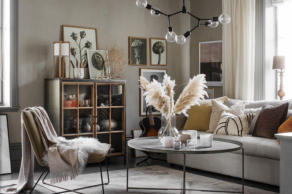 Uppdatera hemmet med fina textilier