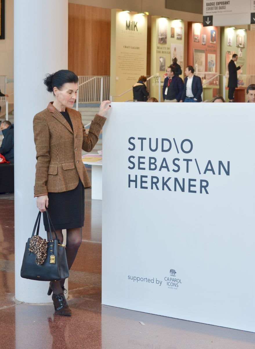 Designer of the Year Sebastian Herkner