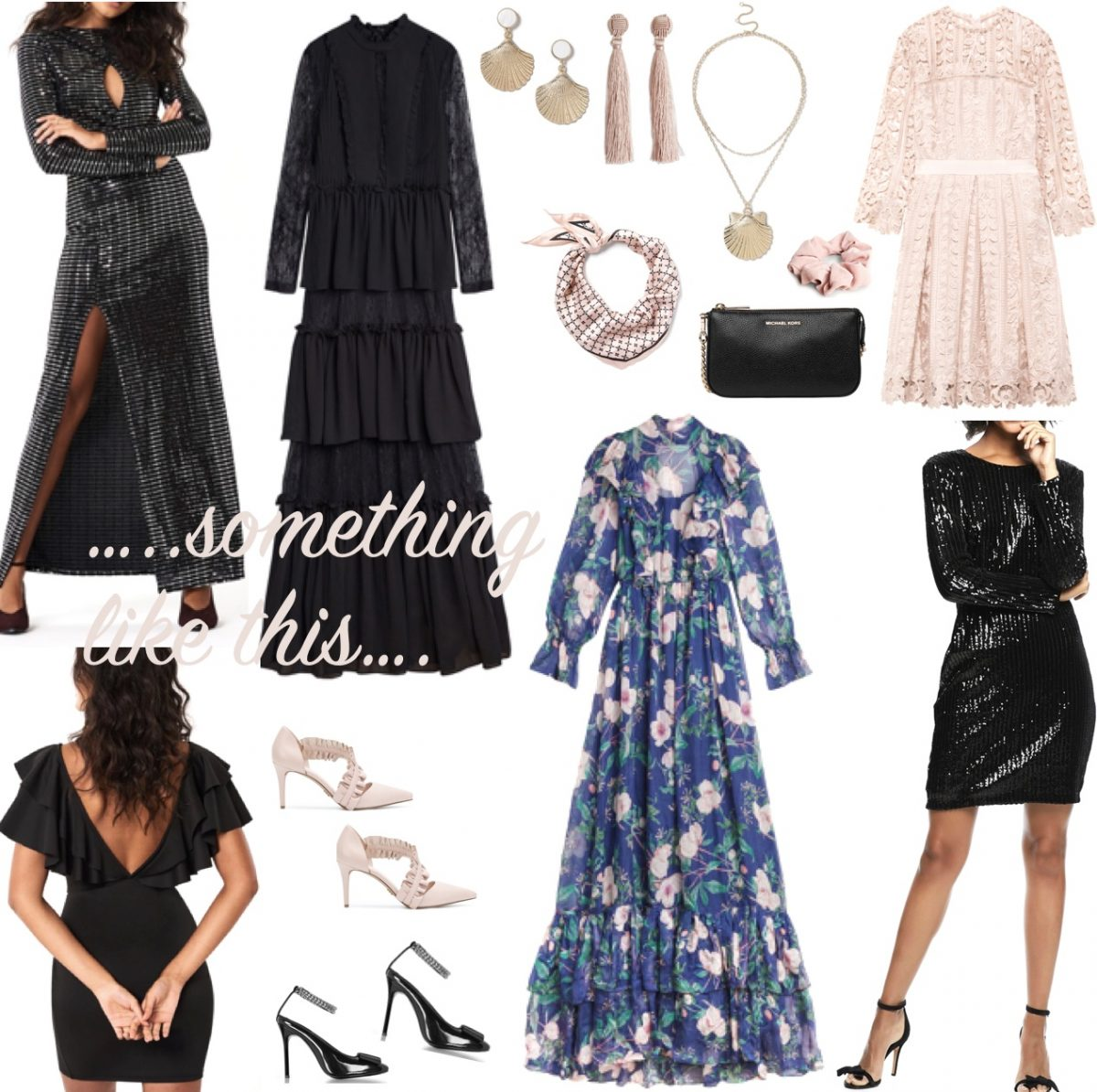 Outfit till galafesten…