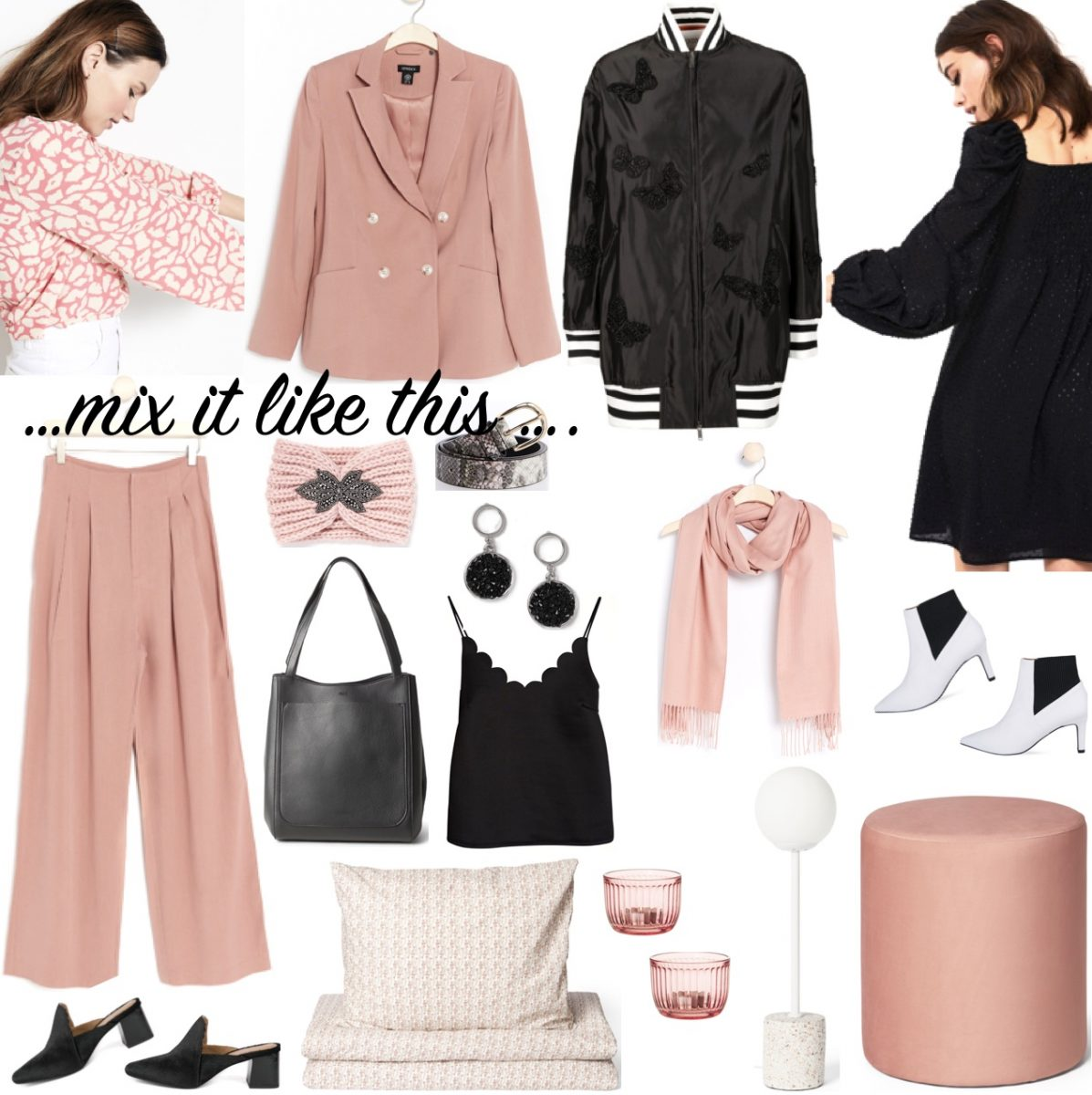 Monday Sweet Pink Inspiration