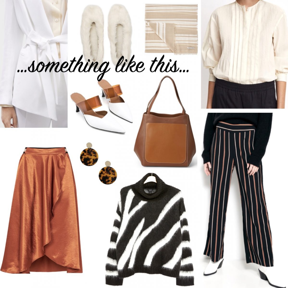Cool mules, stripes and more…